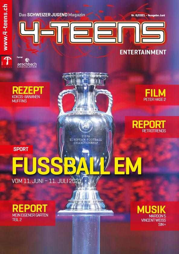 Fussball EM / Internet + Mail  (4-Teens) Cover