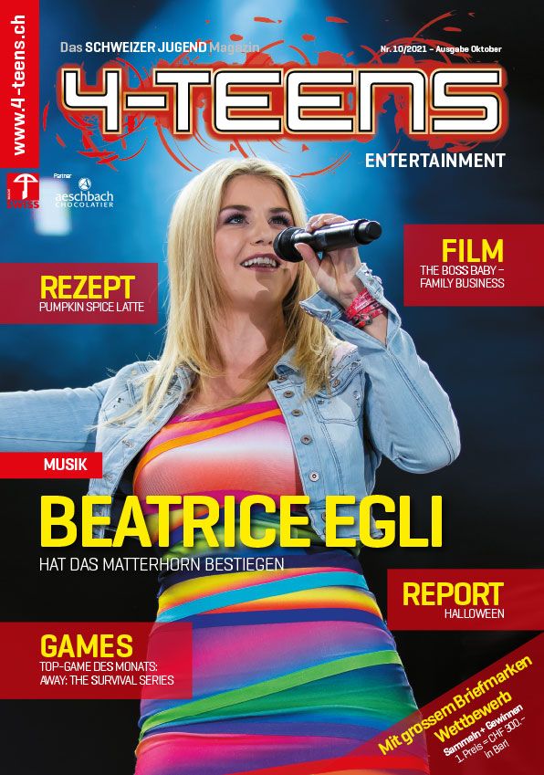 Beatrice Egli / Die Ginsterkatze (4-Teens) Cover